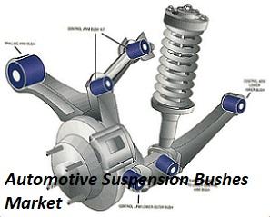 Automotive Suspension Bushes Market