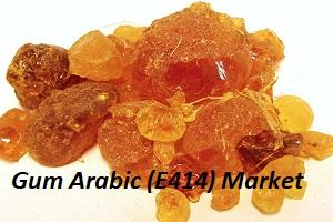 Gum Arabic (E414) Market