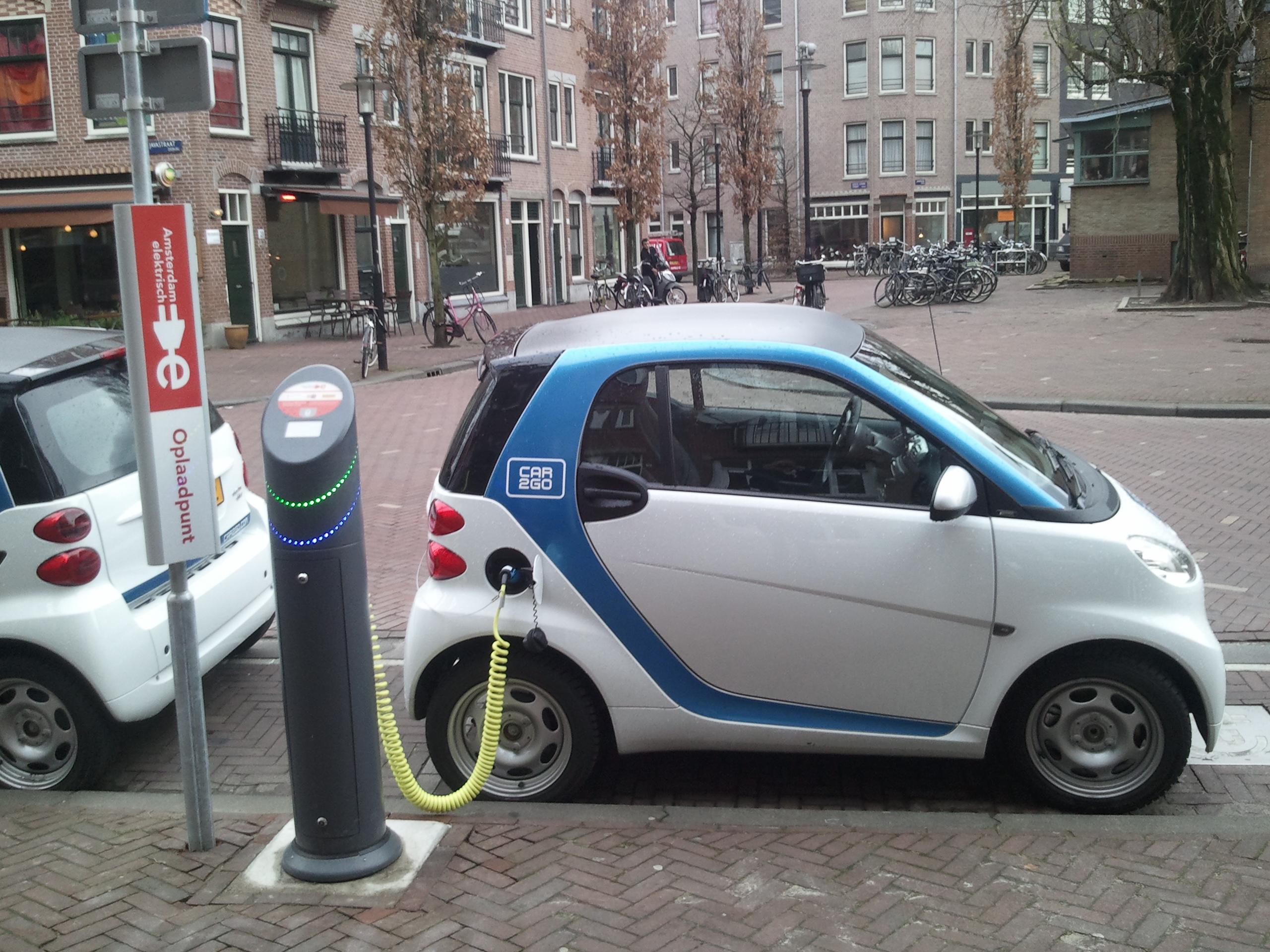 hybrid electric car market