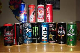 Stick packs for Energy Drinks