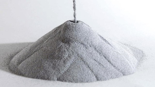 Additive Manufacturing with Metal Powders
