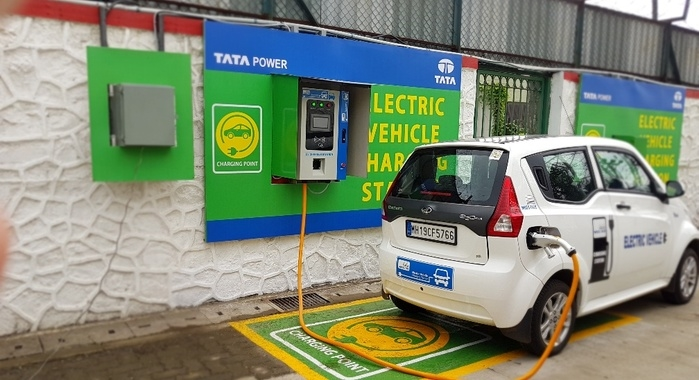 Electric Vehicle Charging Infrastructure sa