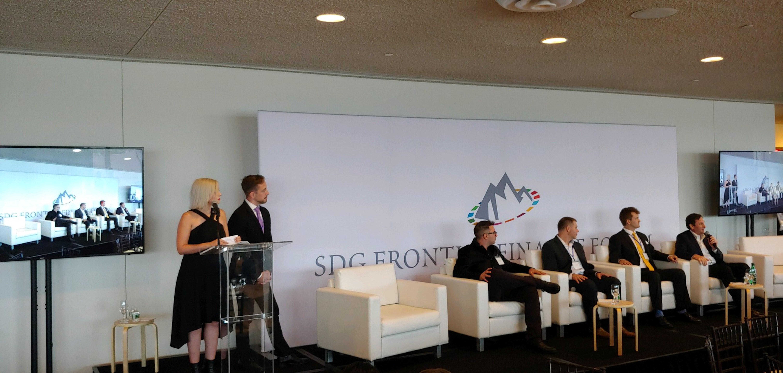 SDG Frontier Finance Forum - 1