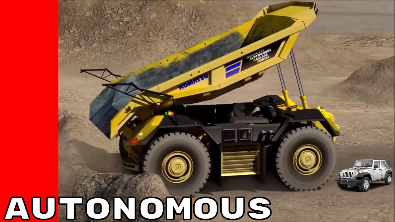 Autonomous Mining Truck Market
