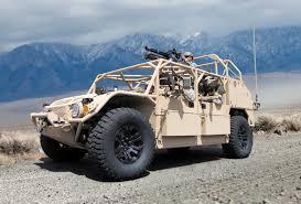 Defense Land Vehicle Market