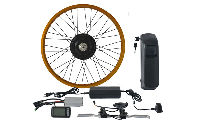 Electric Bikes Components Market
