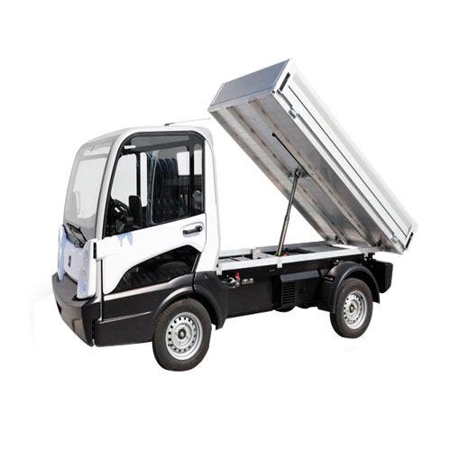 Electric Utility Vehicle Market