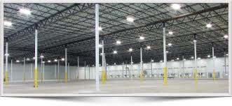 Industrial & Commercial LED Lighting Market