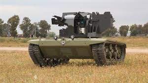 Military Unmanned Ground Vehicle Market