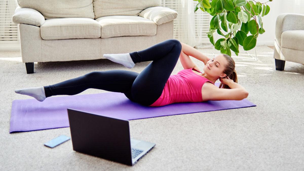 Online Virtual Fitness Market