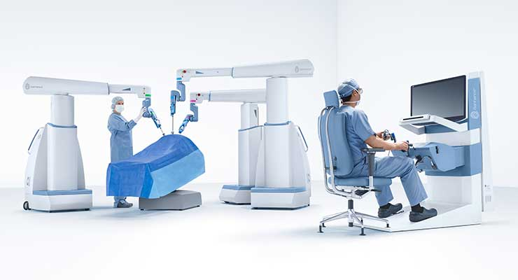 Surgical Robotic Systems Market