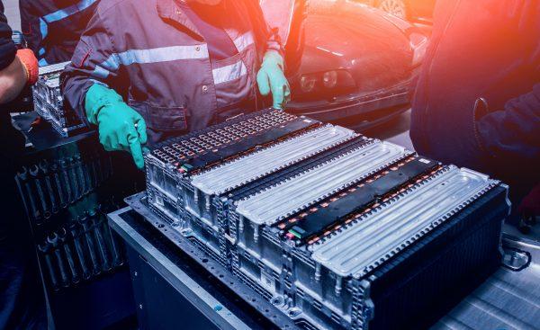 China Electric Vehicle Battery Market