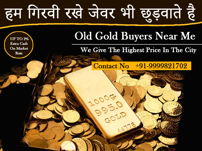 Old Gold Buyers Near Me