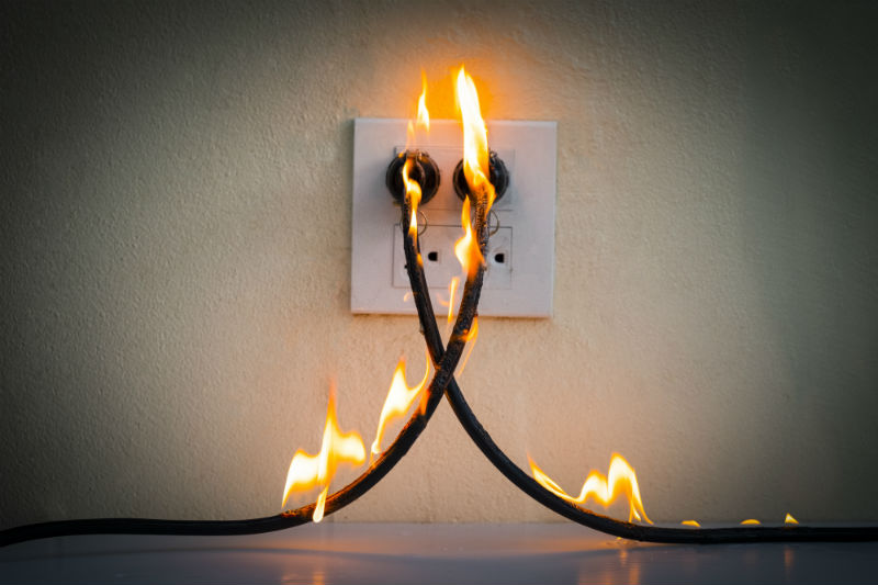 electrical-fire