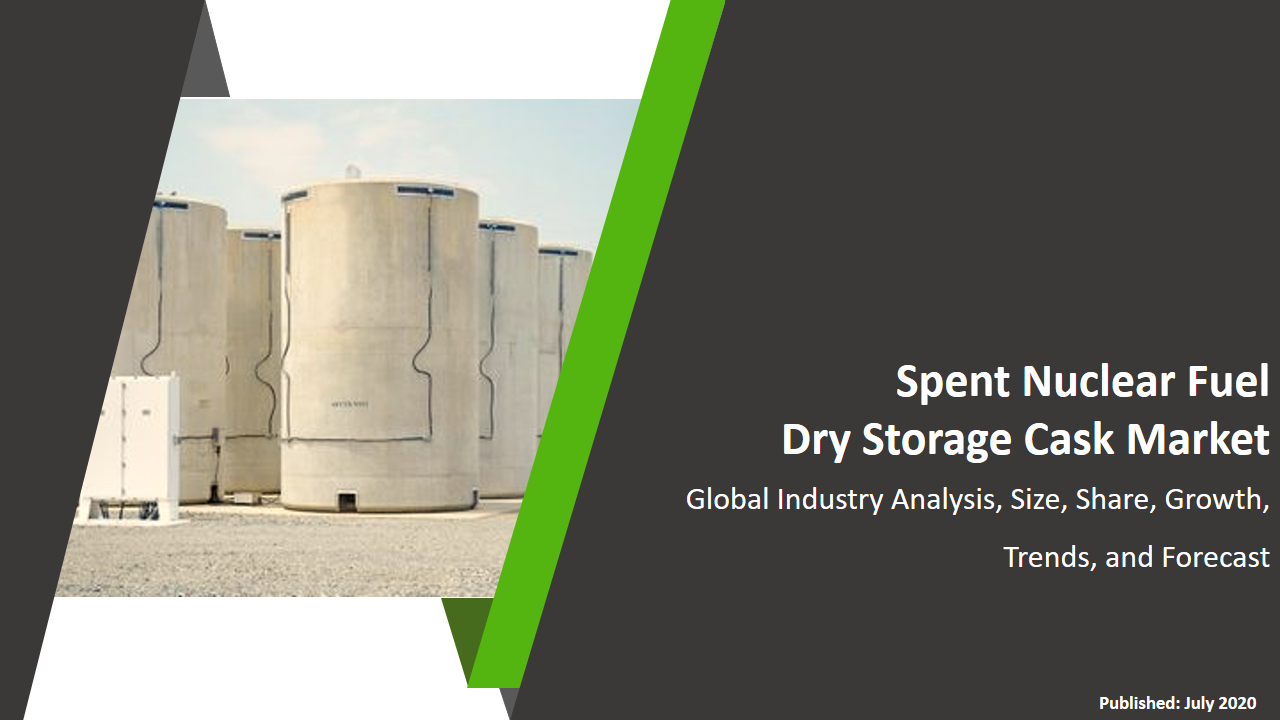 24_Cover Page-Global Spent Nuclear Fuel Dry Storage Cask Market