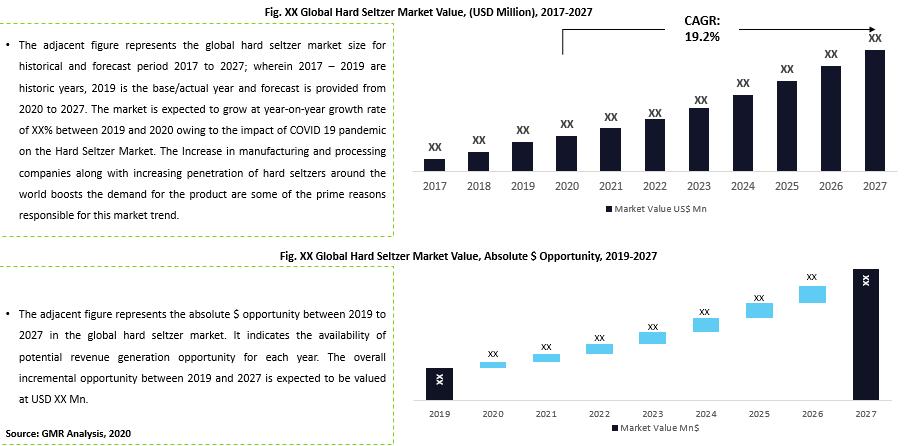 Global Hard Seltzer Market Summary