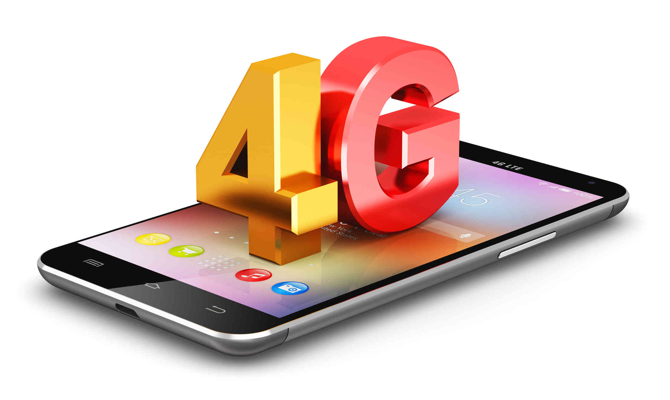 4G Devices market