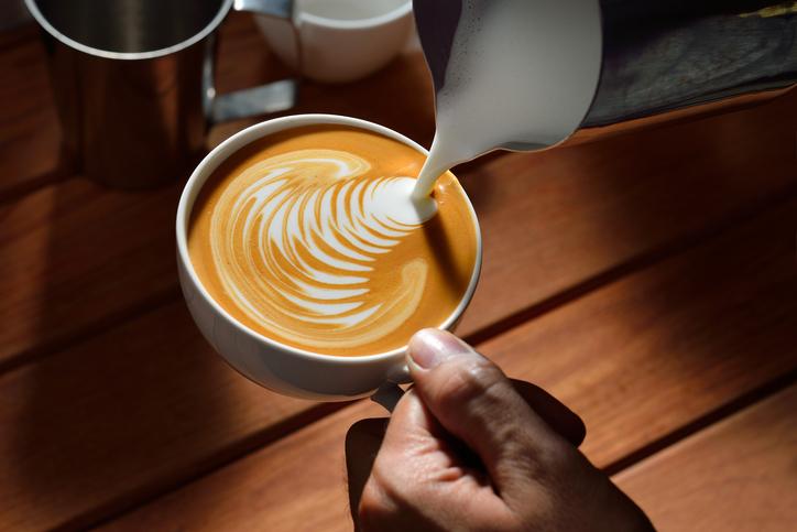 Caffe Latte market