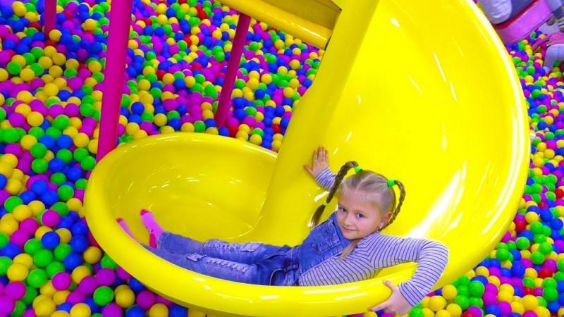 Children Entertainment Centers Market