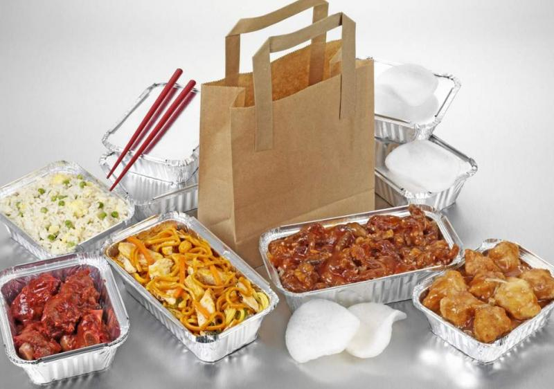 Delivery Takeaway Food Market