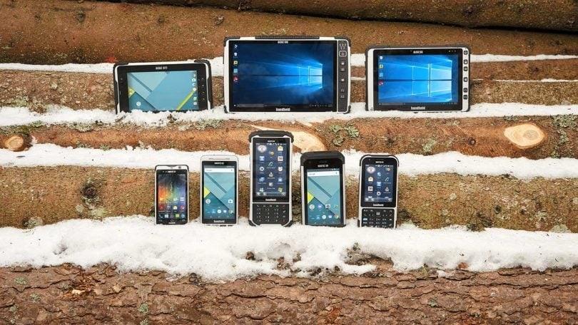 Handheld Rugged Mobile Computer market