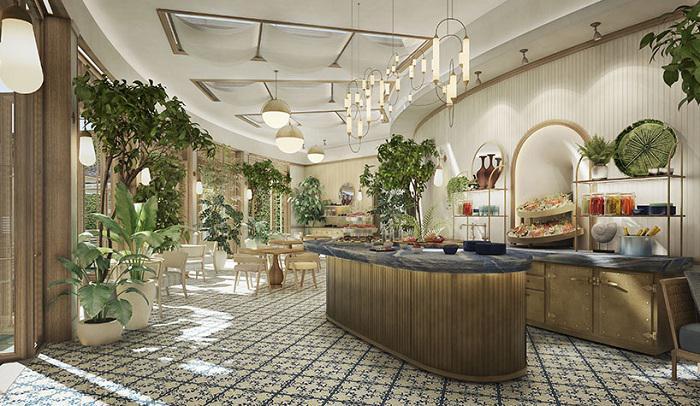 Luxury Hotel Design Market