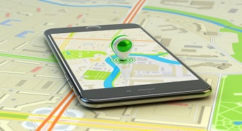 Mobile Phone Map market
