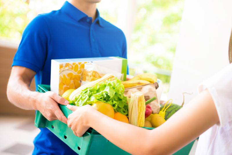 Online Grocery Delivery Services Market