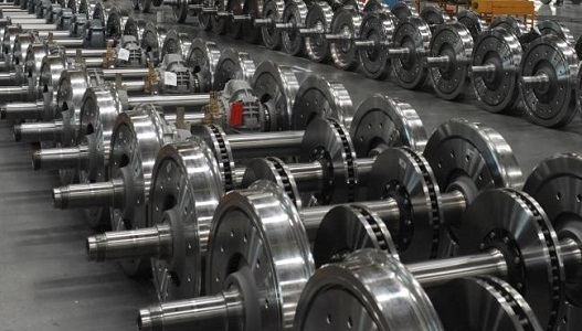 Rail Wheel and Axle Market