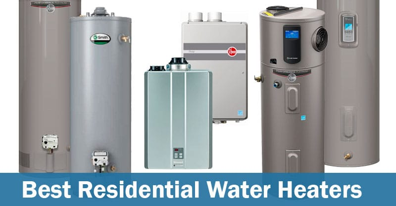 Smart Connected Residential Water Heater market