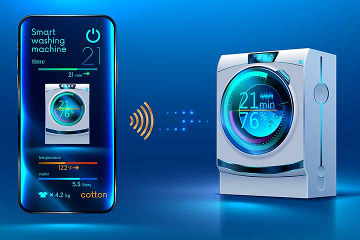 Smart Connected Washing Machines Market