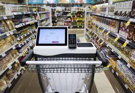 Smart Shopping Trolley Market