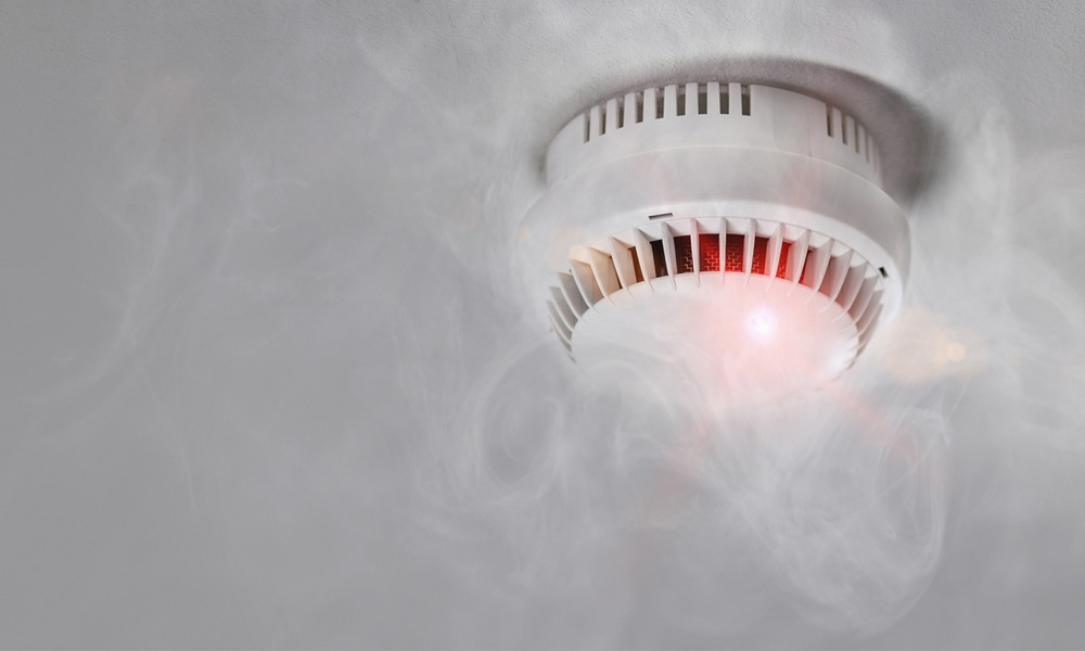 Smart Smoke Detectors Market