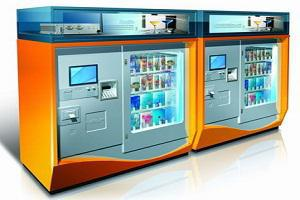 Smart Vending Machines market