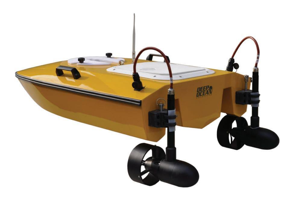 Tele operated Marine Drone market