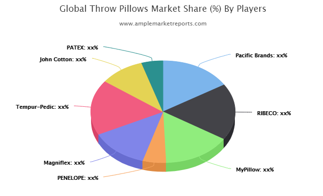 Throw Pillows market