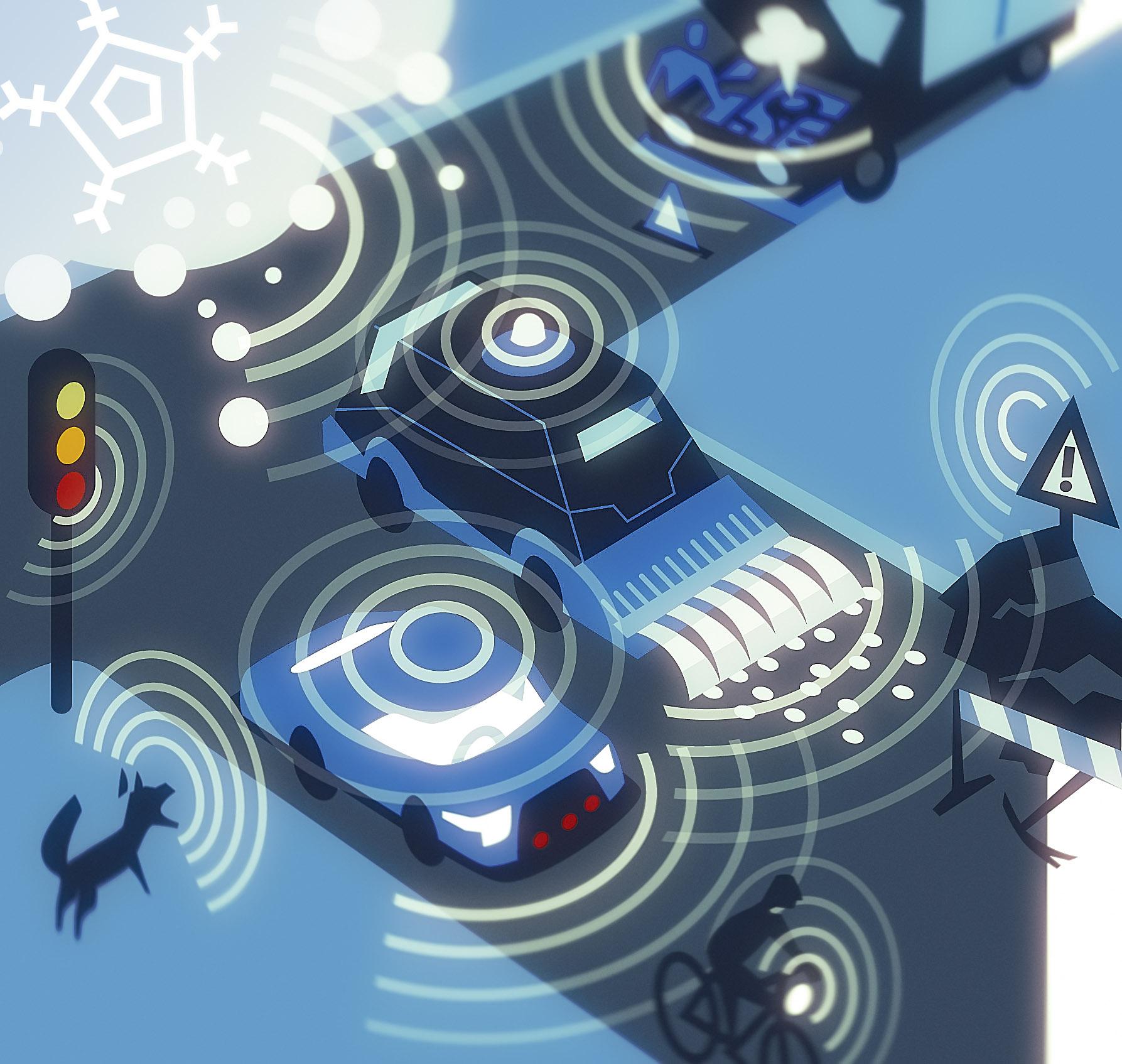 Vehicle to everything Communication Technology market