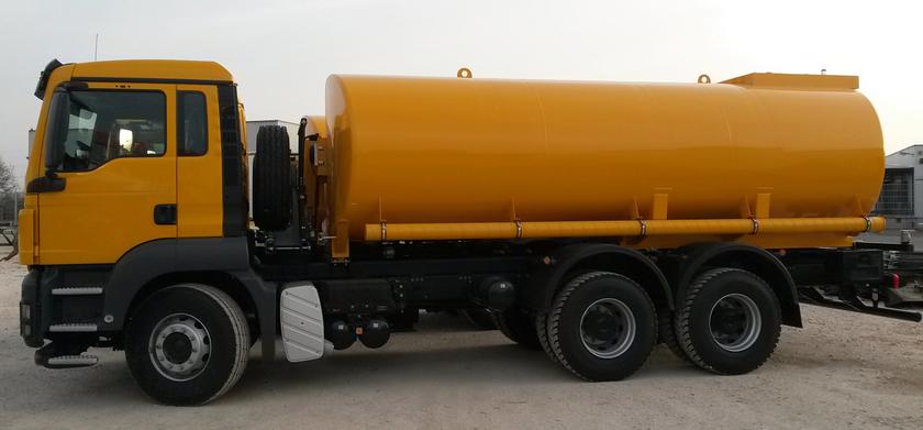 Water Tank Truck Market