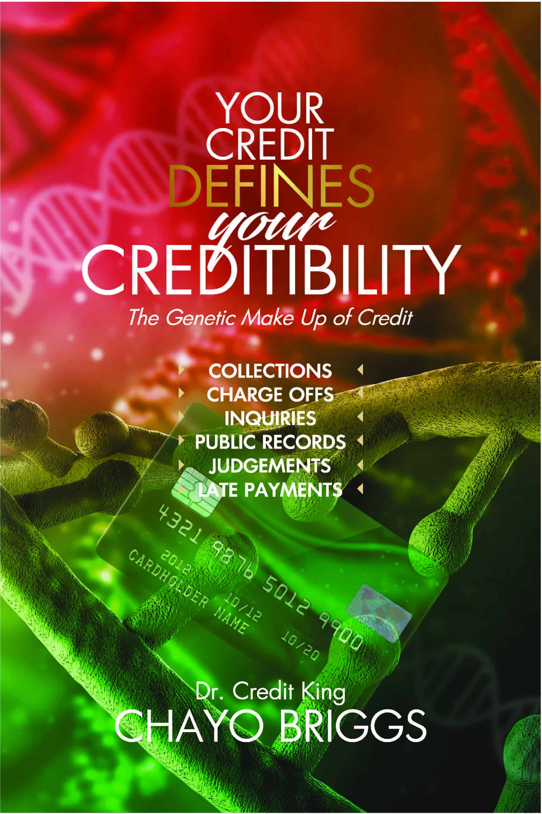 Your_Credit_Defines_Your_Creditability front cover