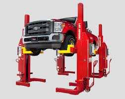 Mobile Column Vehicle Lift