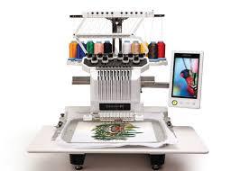 Muti Needle Computerized Embroidery Machine market