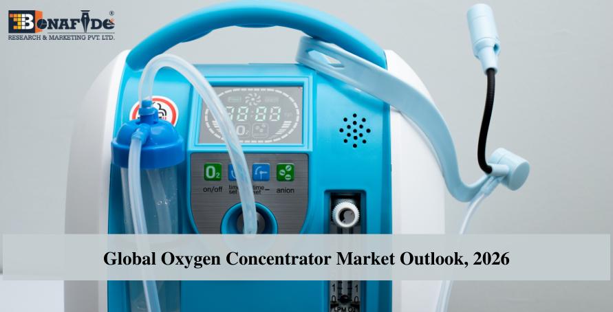 Global Oxygen Concentrator Market Outlook, 2026