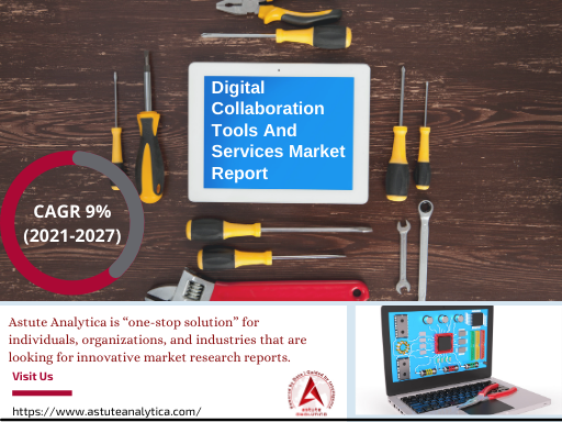 Digital Collaboration Tools And Services Market