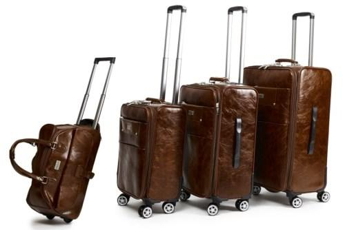 Leather Suitcase Market