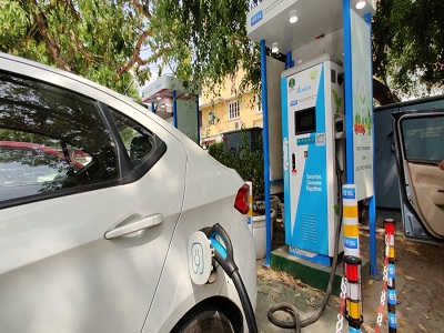 Public & Private Charging Station for Electric Vehicle Market