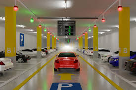 Smart Parking Technologies Market