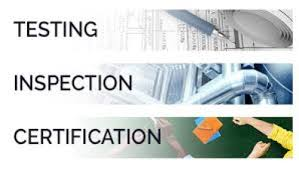 Testing,Inspection and Certification